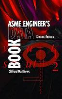 ASME Engineer's Data Book