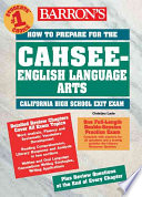 How to Prepare for the CAHSEE-English Language Arts