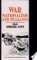 War Nationalism And Peasants