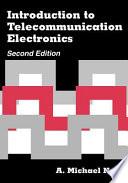 Introduction to Telecommunication Electronics