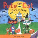 Pete the Cat  Trick or Pete Book PDF