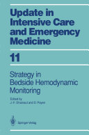 Strategy in Bedside Hemodynamic Monitoring