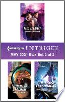 Harlequin Intrigue May 2021   Box Set 2 of 2