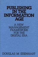 Publishing in the Information Age Book