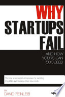 Why Startups Fail Book