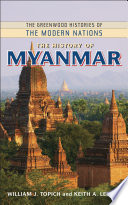 The History of Myanmar Book PDF
