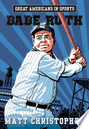 Great Americans in Sports  Babe Ruth Book