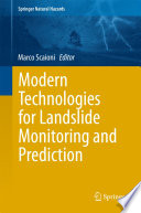Modern Technologies for Landslide Monitoring and Prediction