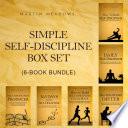 Simple Self Discipline Box Set  6 Book Bundle