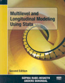 Multilevel and Longitudinal Modeling Using Stata  Second Edition