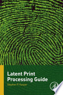Latent Print Processing Guide Book PDF