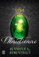 Lux (Tome 1) - Obsidienne Pdf/ePub eBook