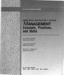 Management Concepts  Practices  and Skills