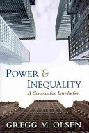 Power   Inequality Book
