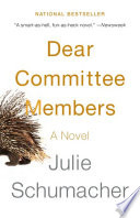 link to Dear Committee Members in the TCC library catalog