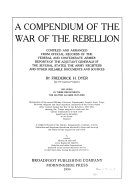 Chronological record of the campaigns, battles, engagements, actions, combats, sieges, skirmishes, etc., in the United States, 1861 to 1865 ebook