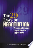 The 29 Laws of Negotiation