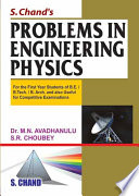 S.Chand'S Problems in Engineering Physics
