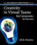 Creativity in Virtual Teams