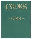 Cook s Illustrated Magazine 2018