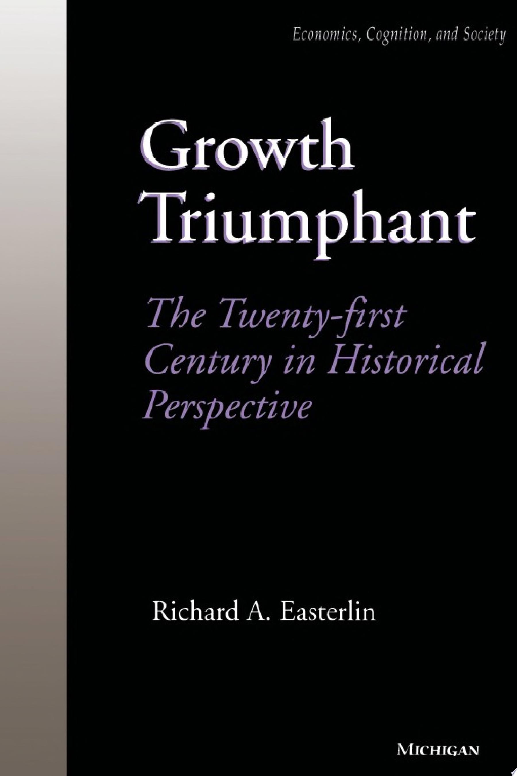 Growth Triumphant