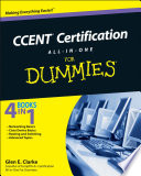 """CCENT Certification All-in-One For Dummies"" by Glen E. Clarke"