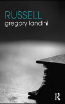 Russell / Gregory Landini.