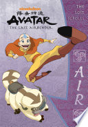 The Lost Scrolls  Air  Avatar  The Last Airbender