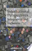 International Perspectives Book