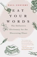 Eat Your Words [Pdf/ePub] eBook