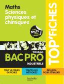 Pdf Top'Fiches Maths, Sciences Physiques et Chimiques - Term. Bac Pro Industriel - ebook - Ed.2011 Telecharger