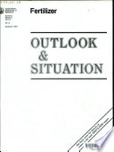 Fertilizer Outlook Situation