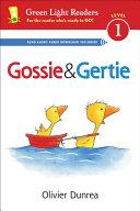 Gossie and Gertie Book