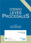 Código leyes procesales