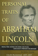 Personal Traits of Abraham Lincoln