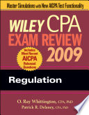 Wiley CPA Exam Review 2009  : Regulation