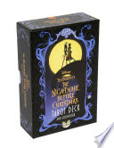 The Nightmare Before Christmas Tarot Deck and Guidebook Book