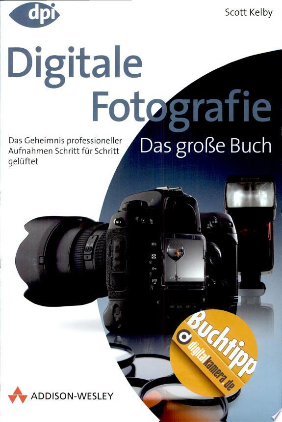 Das digitale Fotografie-Buch