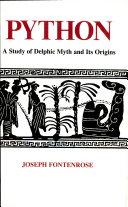Python: A Study of Delphic Myth and Its Origins - Página 558