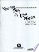 Garage Sale and Flea Market Annual