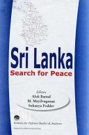 Sri Lanka  Search for Peace