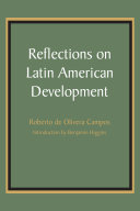 Reflections on Latin American Development