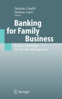 Banking for Family Business