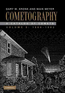 Cometography  Volume 5  1960 1982