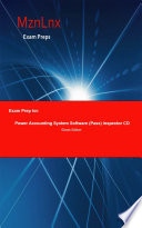 Exam Prep For Power Accounting System Software Pass