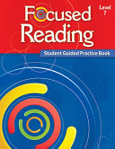 Focused Reading Intervention Student Guided Practice Book Level 7