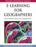 E Learning for Geographers  Online Materials  Resources  and Repositories