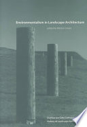 Environmentalism in Landscape Architecture