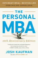 The Personal MBA 10th Anniversary Edition Book