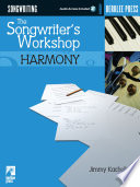 The Songwriter s Workshop  Harmony